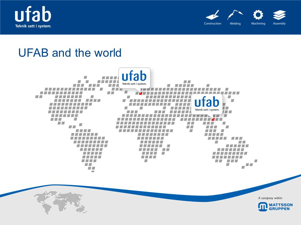 UFAB and the world