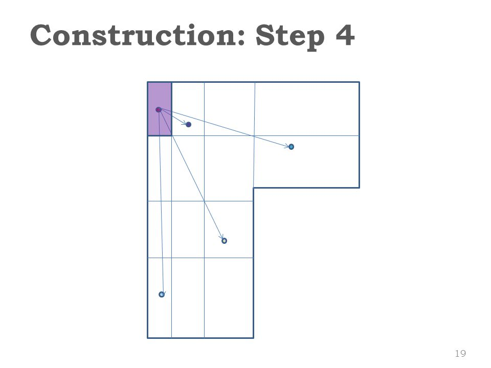 Construction: Step 4 19