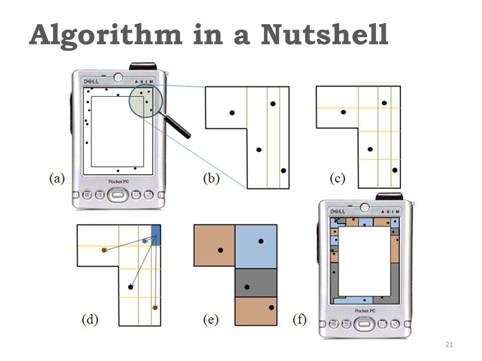 Algorithm in a Nutshell 21