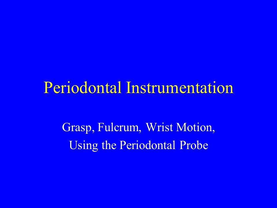 Review of Fundamentals of Instrumentation