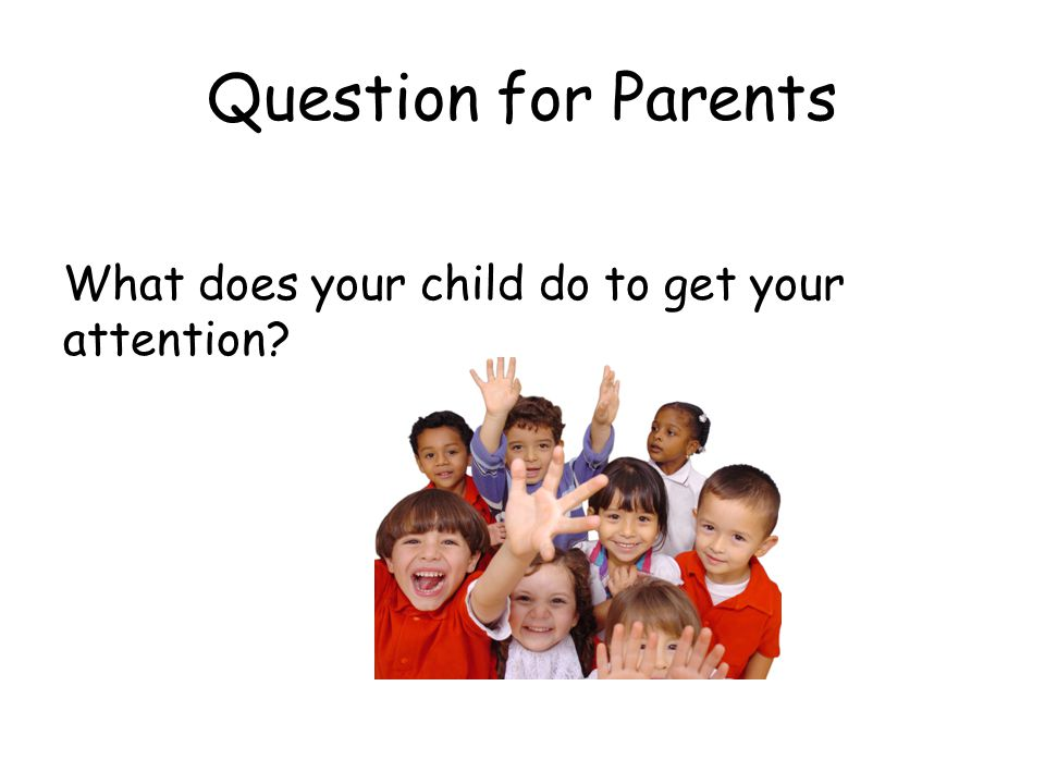 Conclusion Parenting is the most important job that you will ever have.