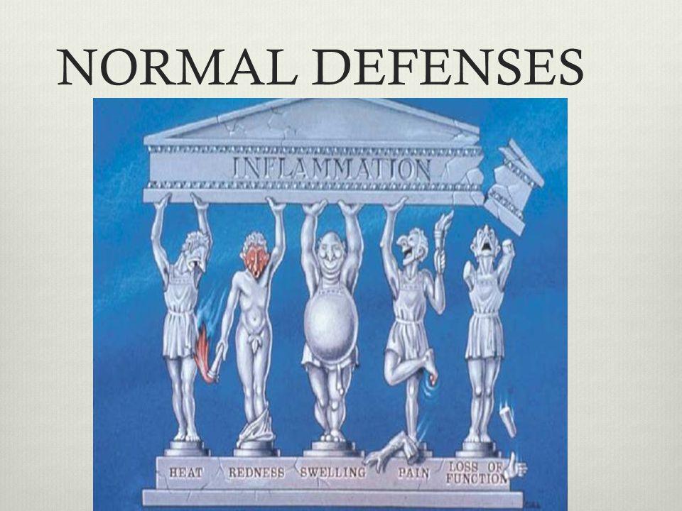 NORMAL DEFENSES