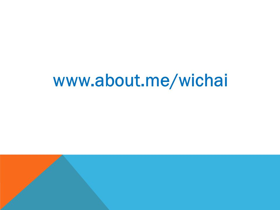www.about.me/wichai