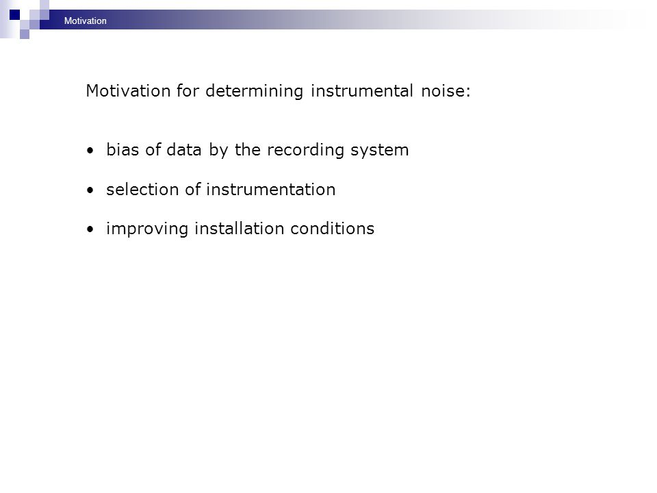 How to determine instrumental noise of digitizers or seismic sensors .