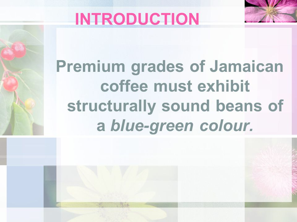 A New Approach Colorimetry is one technology being used by Coffee Industry Board of Jamaica (CIB) to standardize color measurement and colour reporting.