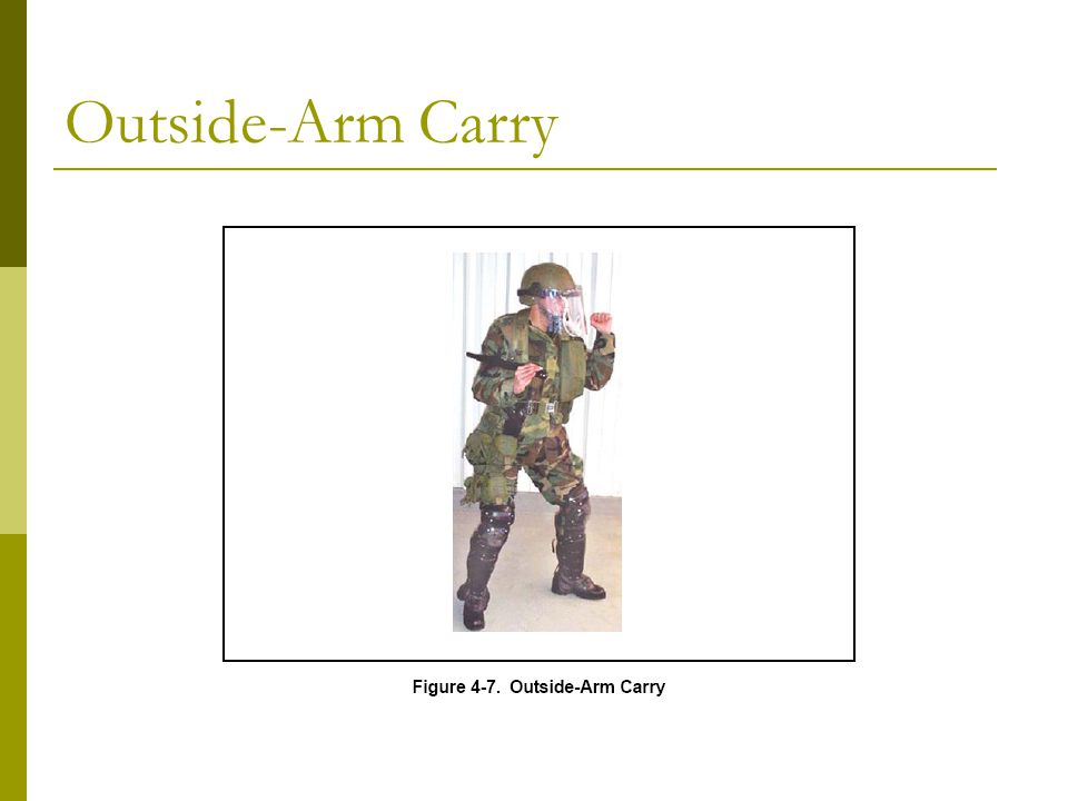 Vertical High-Profile Carry