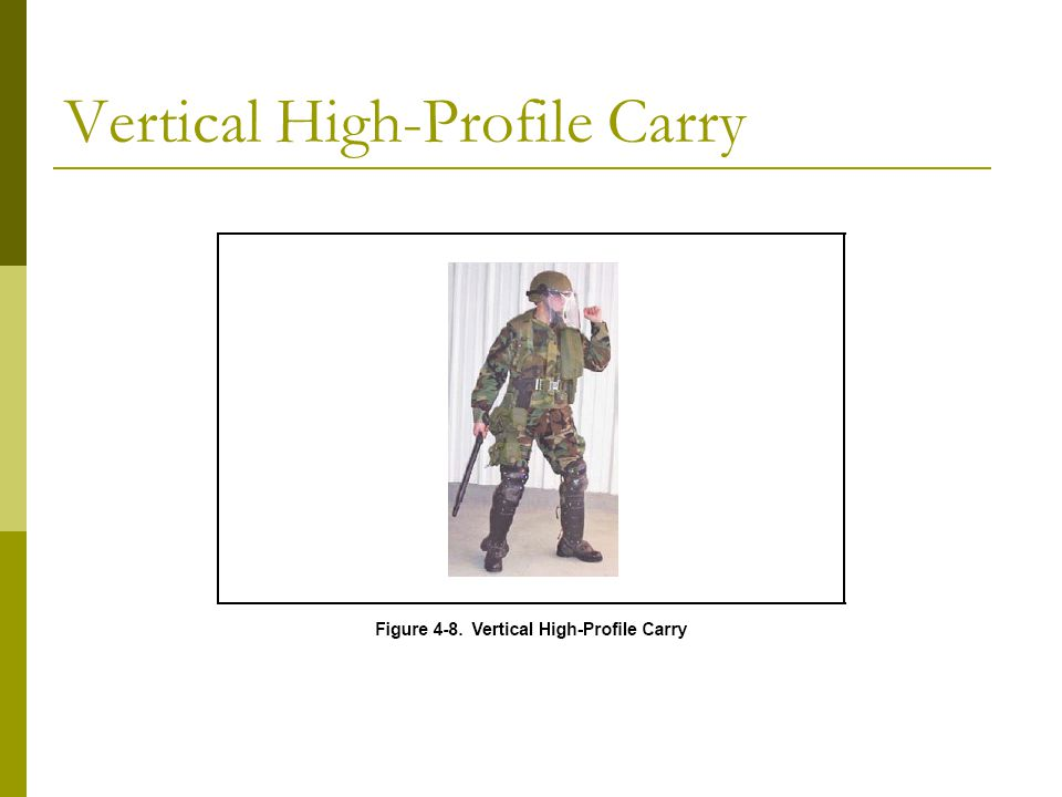Vertical Low-Carry Profile