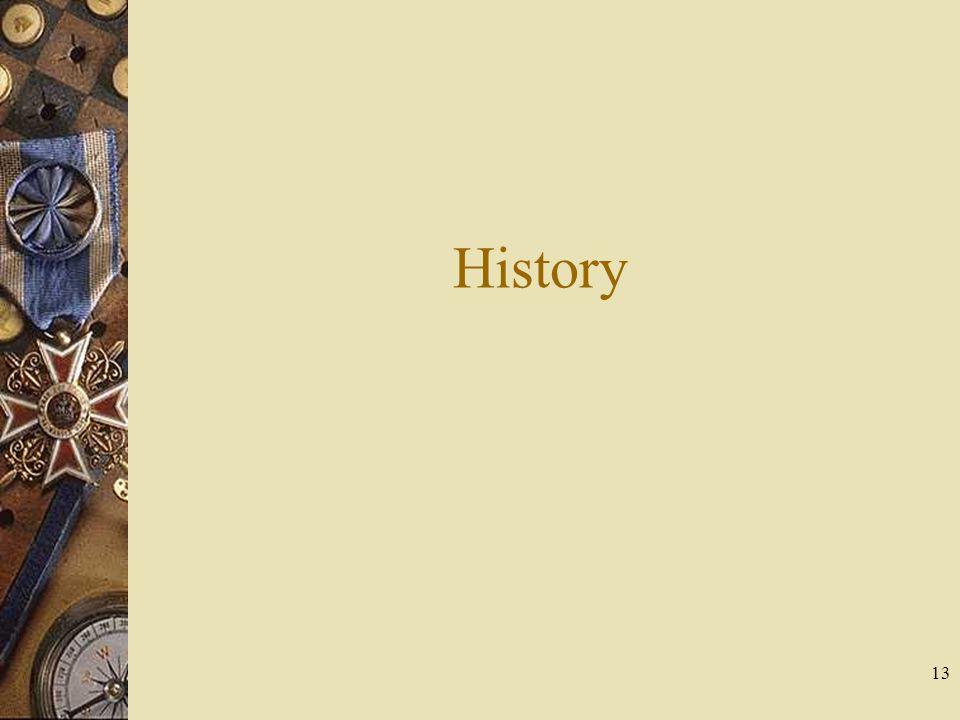 History 13