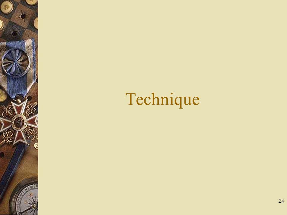 Technique 24