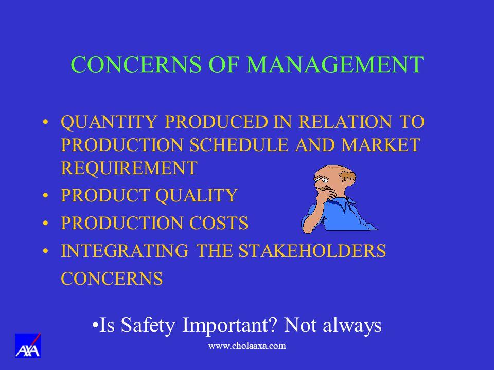 Wayne Pardy, CRSPwww.cholaaxa.com Safety Leadership is key to success Survey by Linkage, inc., 1999