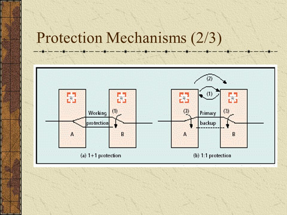 Protection Mechanisms (2/3)