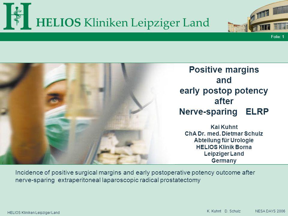 HELIOS Kliniken Leipziger Land Folie: 1 K. Kuhnt D.