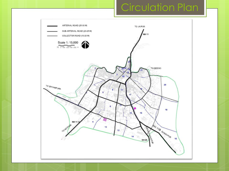 Circulation Plan