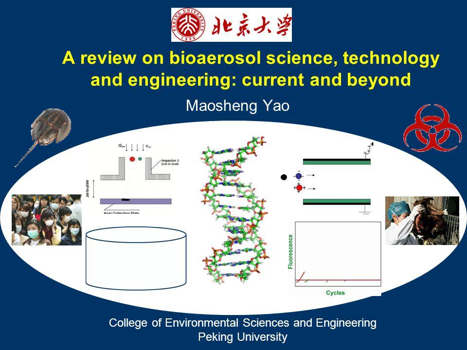 Comparisons of outdoor bacteria sampling using Electrosampler and BioStage impactor Electrostatic method provides a better biological quantification