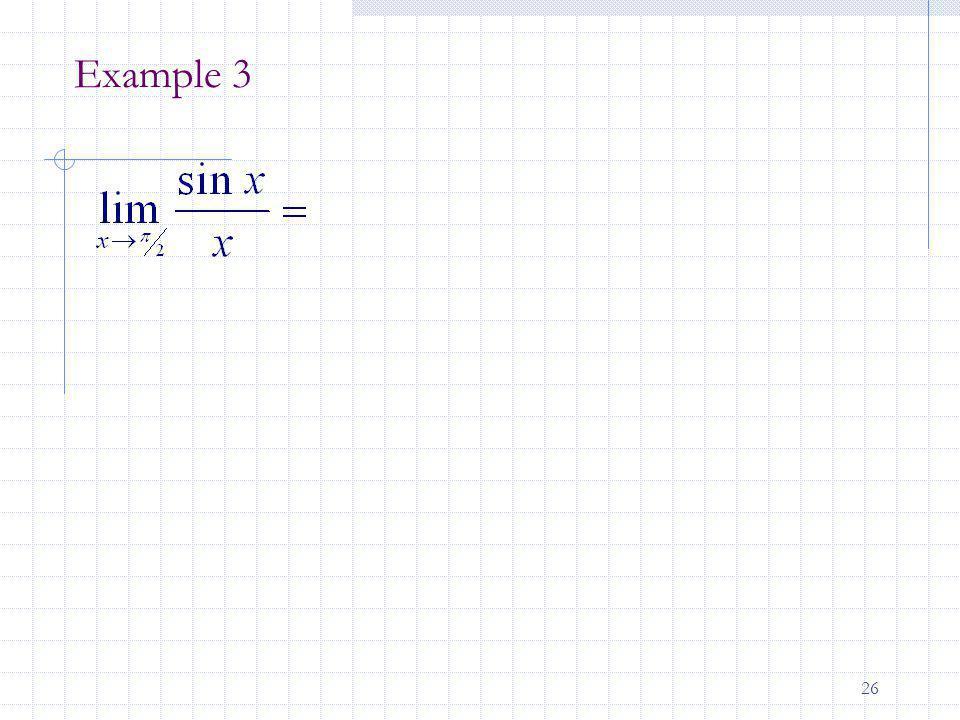 26 Example 3