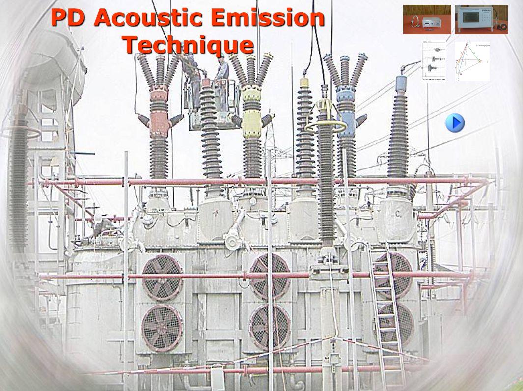 PD Acoustic Emission Technique