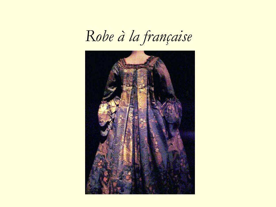 Robe à la française
