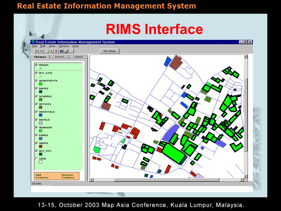 Real Estate Information Management System Data Analysis