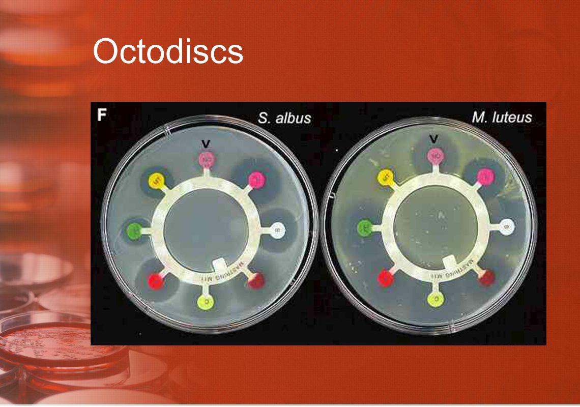 Octodiscs