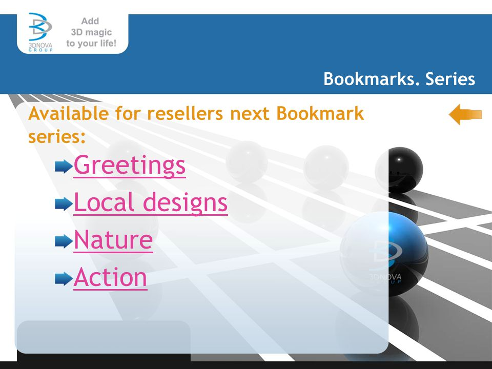 Greetings Local designs Nature Action Bookmarks. Series Available for resellers next Bookmark series: