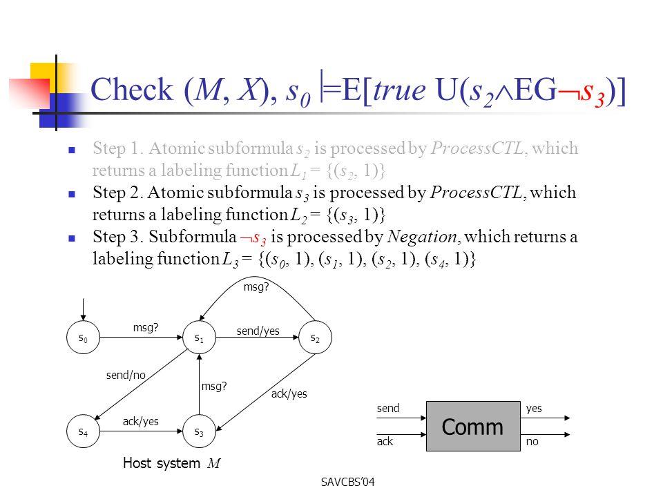 SAVCBS04 Step 1.