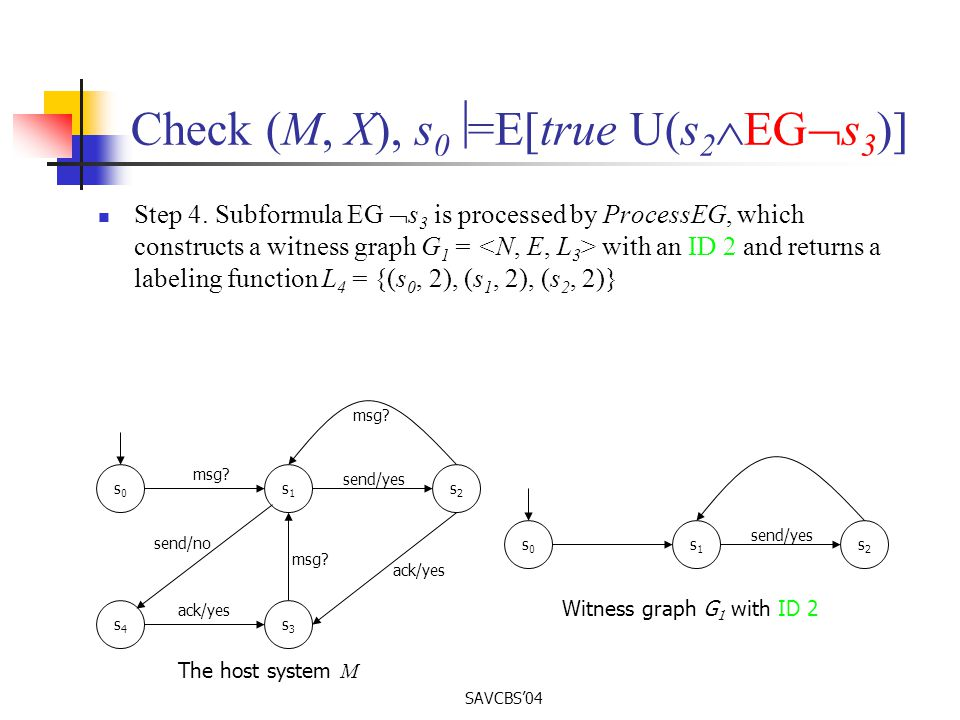 SAVCBS04 Step 4.