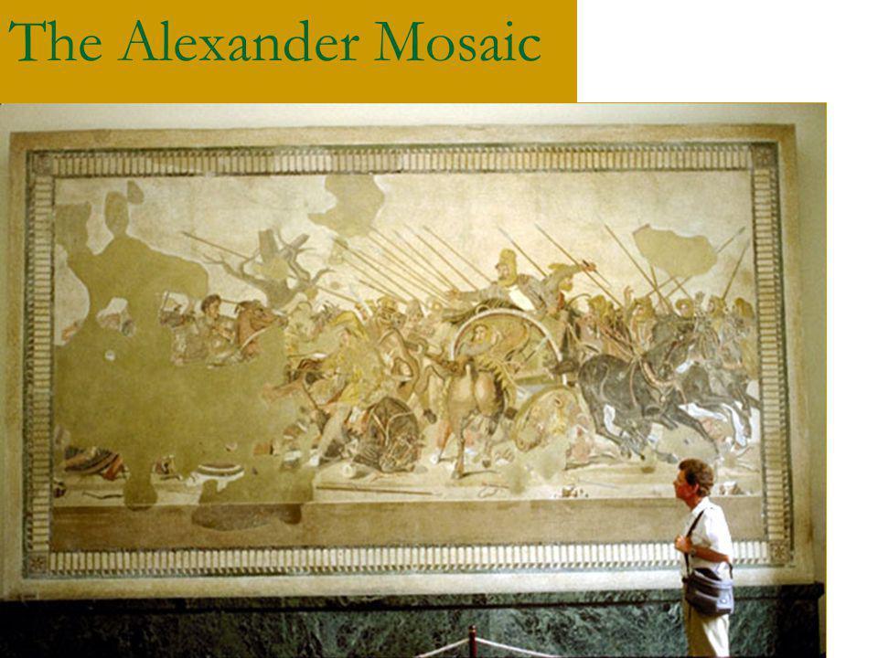 ROMAN MOSAICS Opus tessellatum Tessellae / tesserae Opus sectile Opus vermiculatum Polychrome emblemata