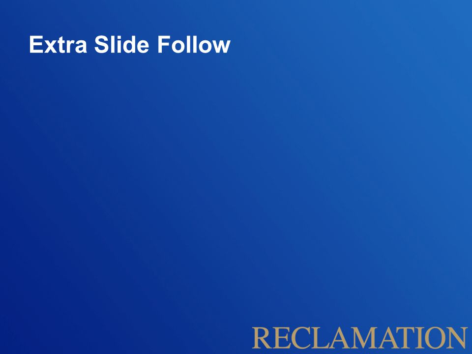 Extra Slide Follow