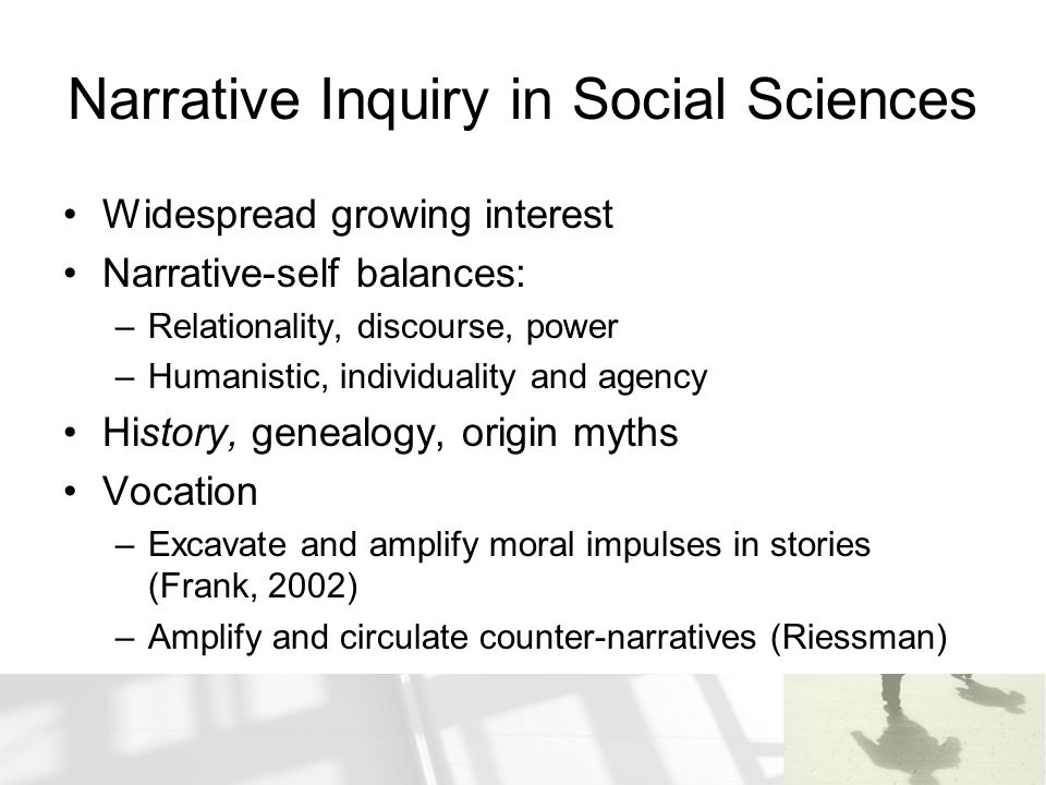Narrative KE.How amplify stories outside of Academia.