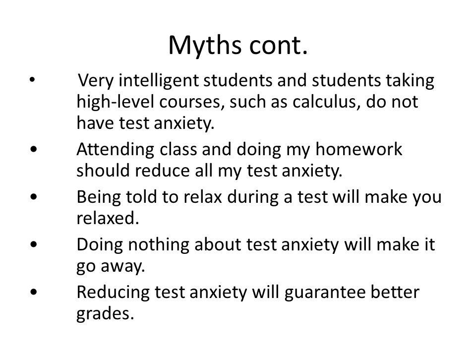 Myths cont.