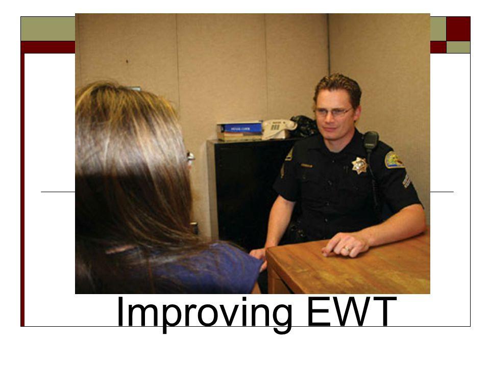 Improving EWT