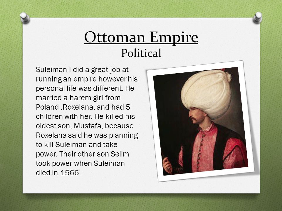Ottoman Empire Economy Istanbul was an intersection of trade between the East and West.