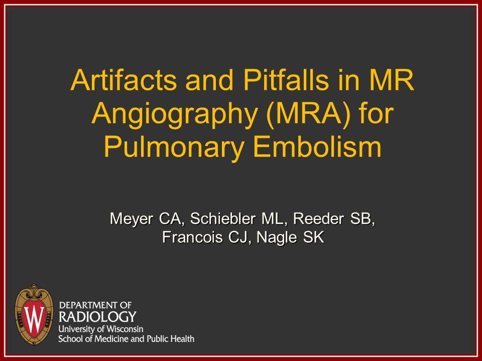 Residual Aliasing & G-factor Wrap Parallel imaging