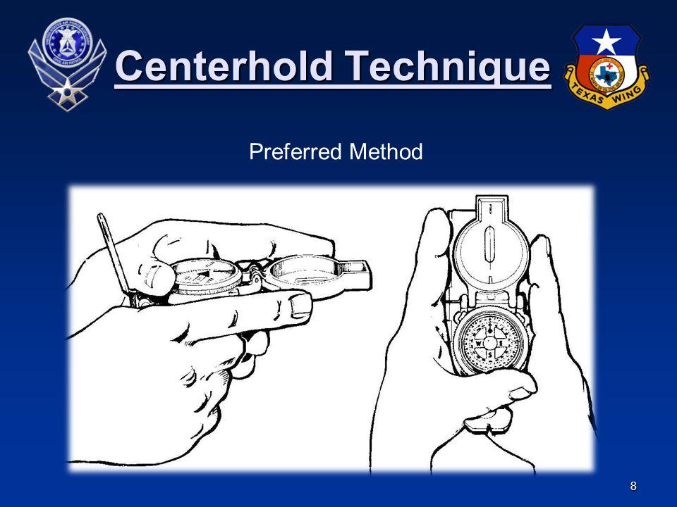 8 Centerhold Technique Preferred Method