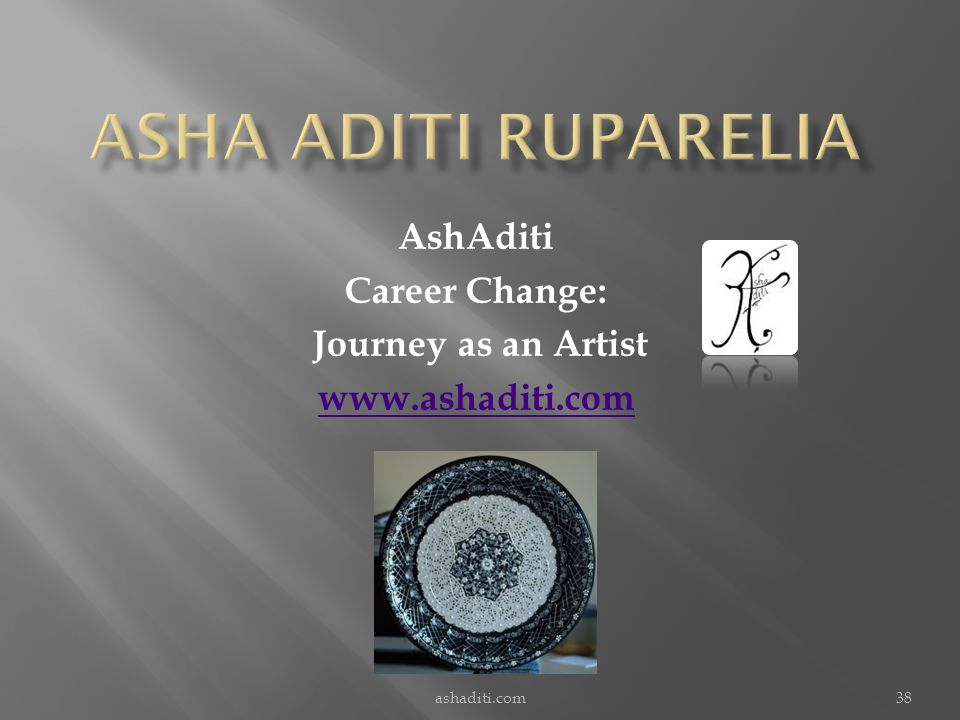 ashaditi.com38 AshAditi Career Change: Journey as an Artist