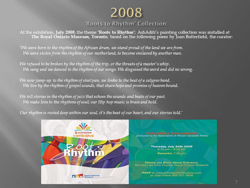 ashaditi.com38 AshAditi Career Change: Journey as an Artist www.ashaditi.com