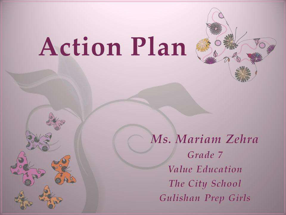 7 Action Plan