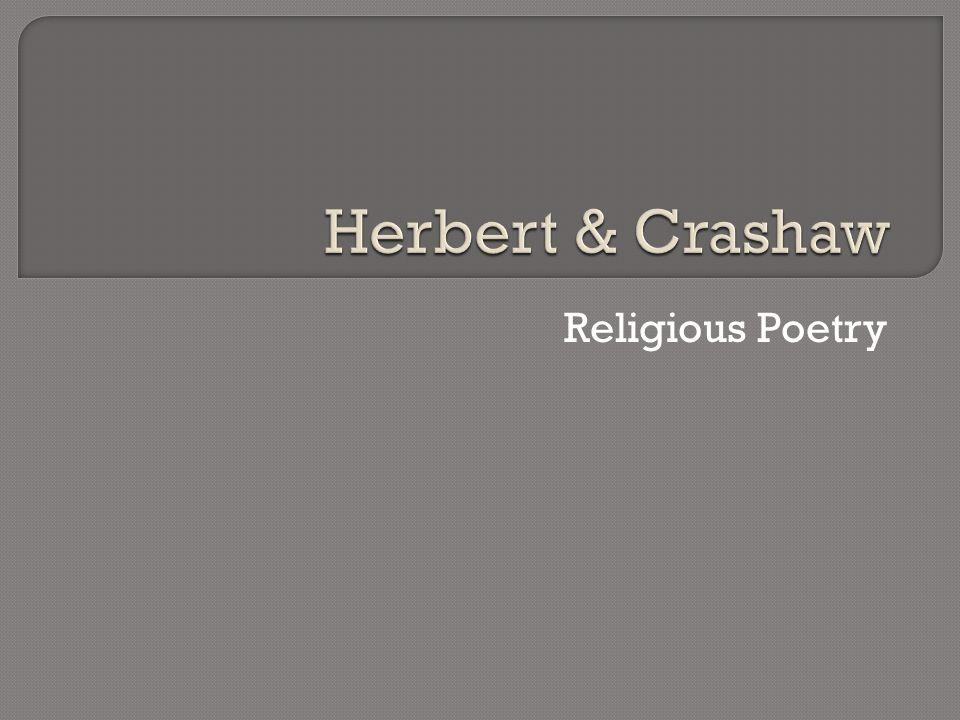 Religious Poetry