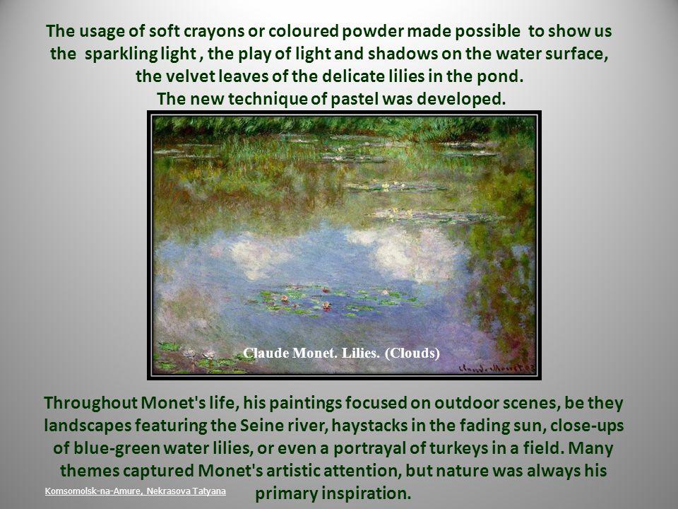Claude Monet.Boulevard of Caputsini in Shrovetide.