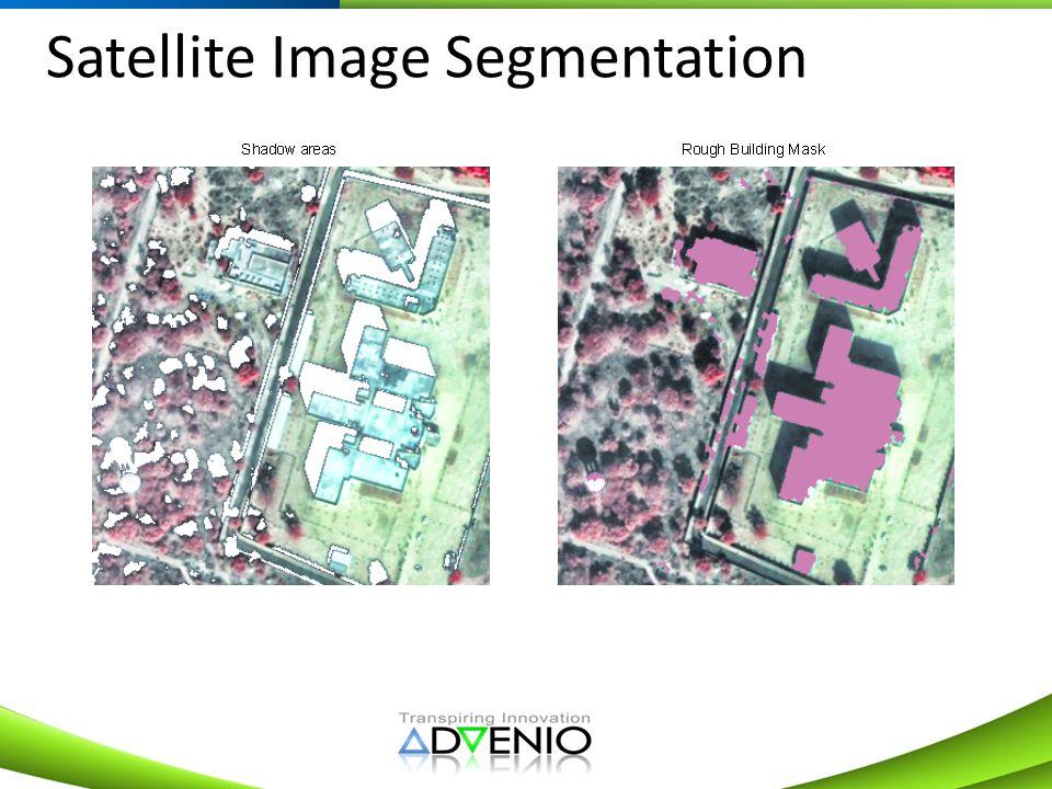 Satellite Image Segmentation