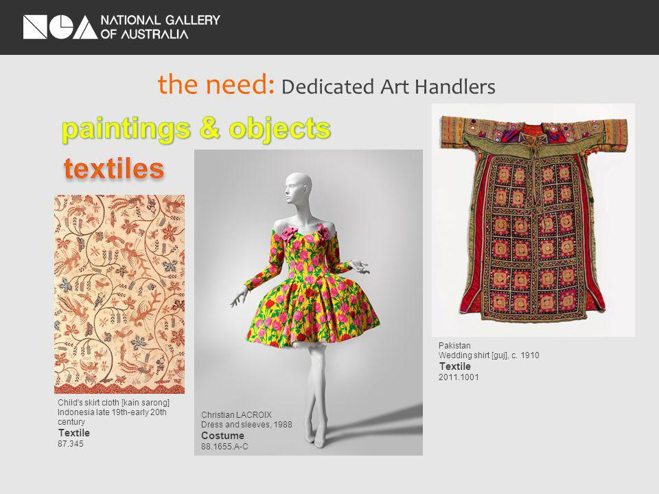 the need: Dedicated Art Handlers Pakistan Wedding shirt [guj], c.