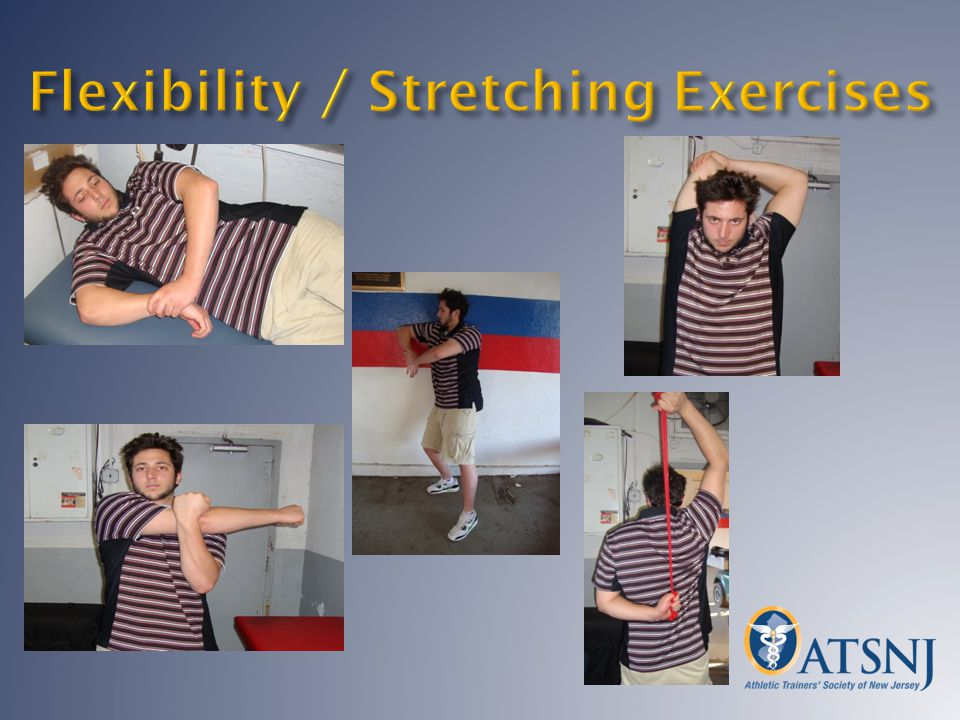Flexibility / Stretching Exercises