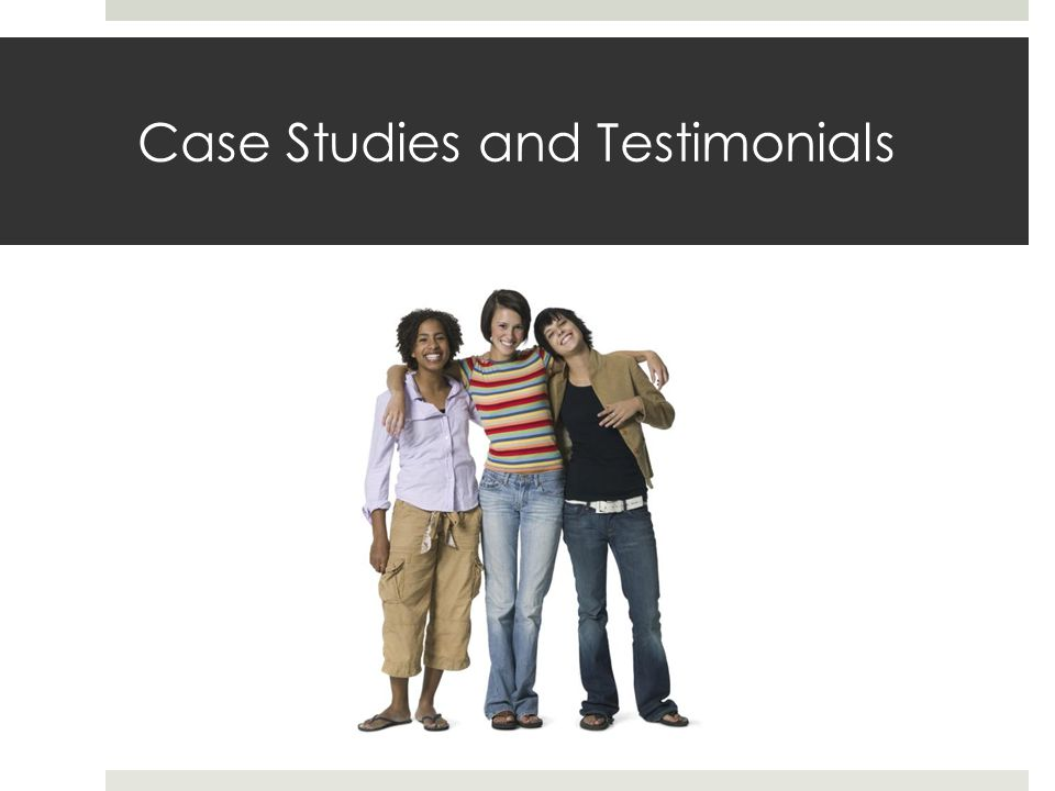 Case Studies and Testimonials