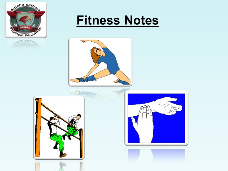 Fitness Notes
