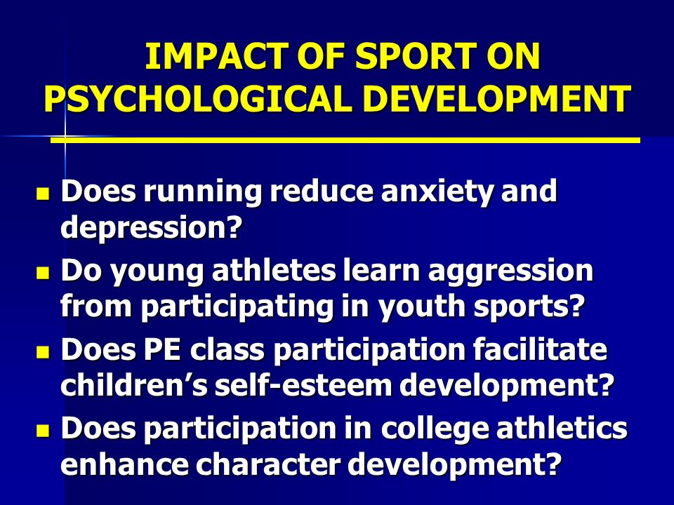 SPORT PSYCHOLOGY BASICS What type of training is required to become a sport psychologist.