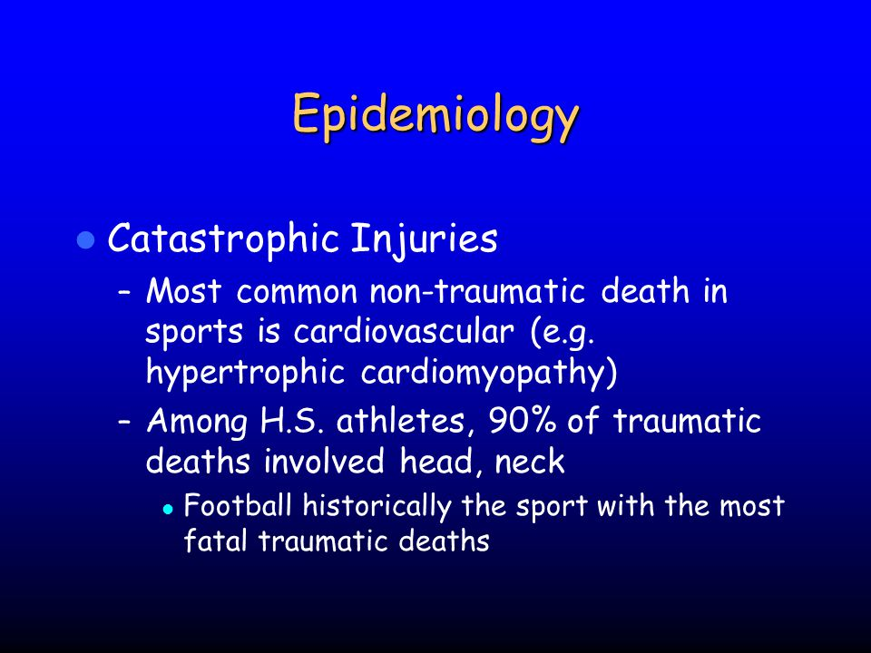 Soccer ACL Injuries – Anterior Drawer