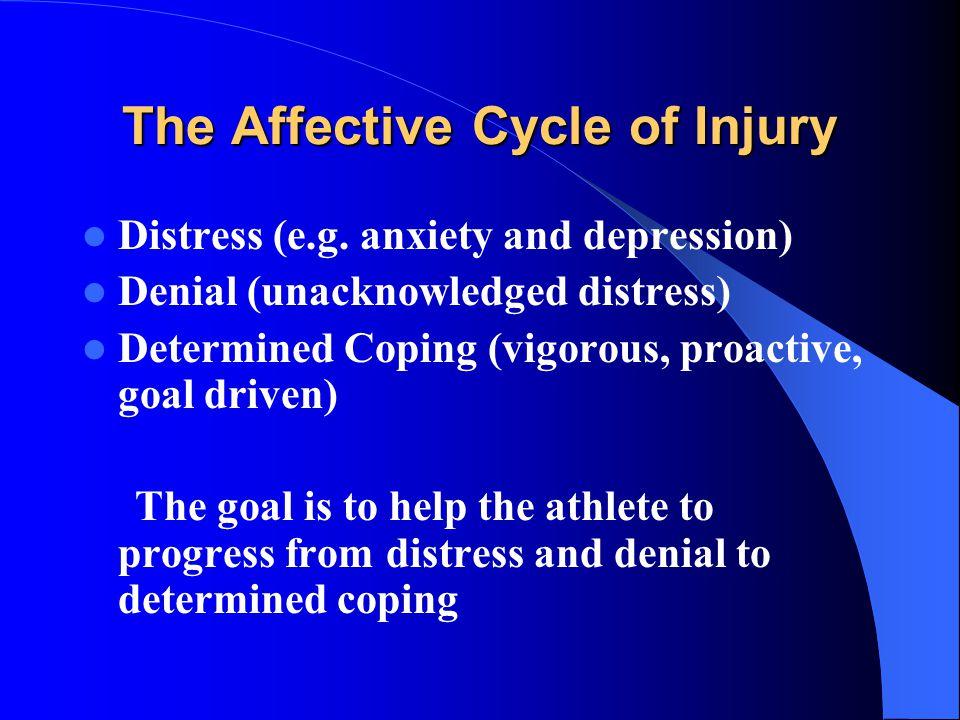 A Complete Sports Medicine Program Includes a Sports Medicine of the Mind