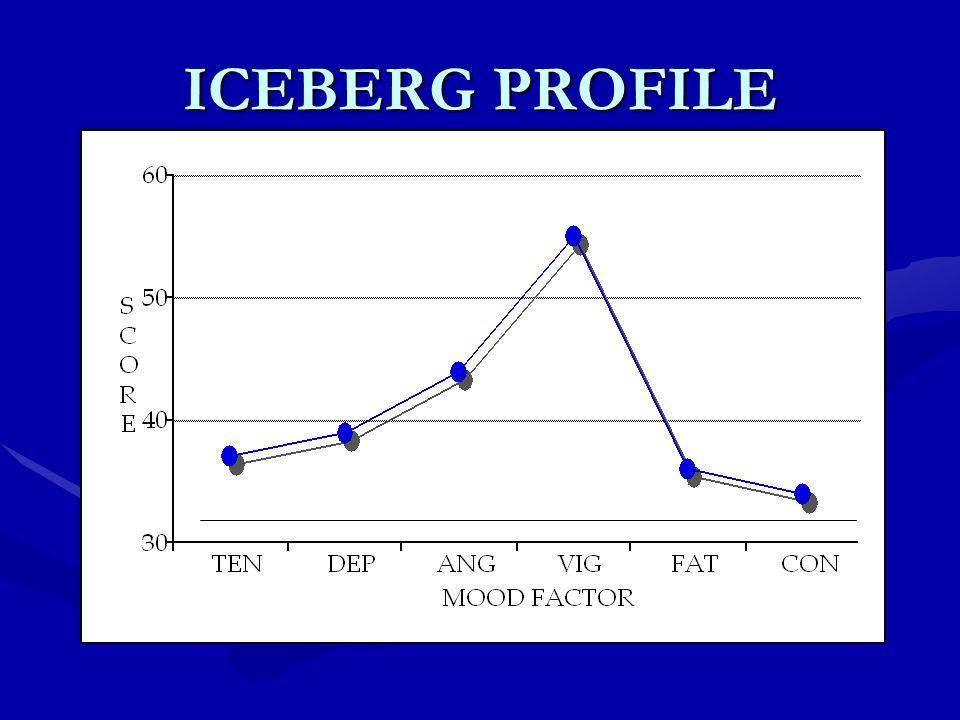 ICEBERG PROFILE