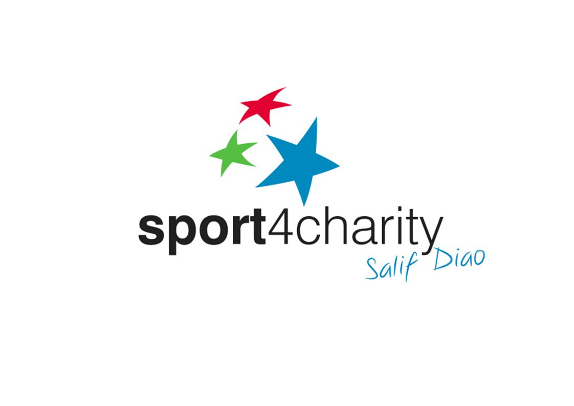 www.sport4charity.org sport4charity is an association set up by the professional footballer Salif DIAO.