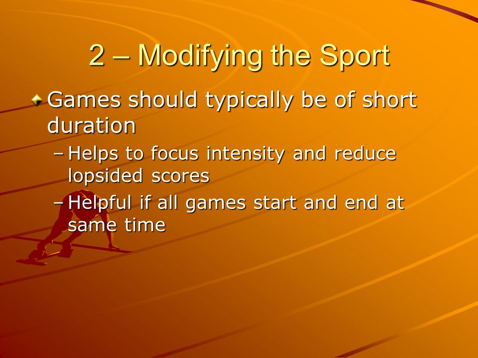 4 – Selection of Teams -Team size Establish clear criteria for team selection.
